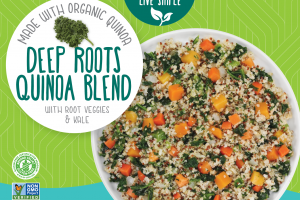 Deep Roots Quinoa Blend With Root Veggies & Kale