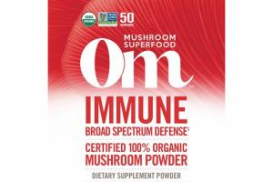 IMMUNE BROAD SPECTRUM DEFENSE MUSHROOM DIETARY SUPPLEMENT POWDER