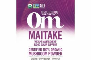 MAITAKE MUSHROOM DIETARY SUPPLEMENT POWDER