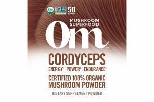 CORDYCEPS MUSHROOM DIETARY SUPPLEMENT POWDER