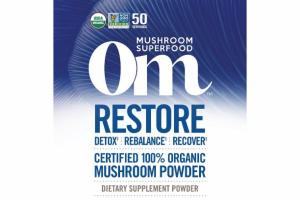 RESTORE MUSHROOM DIETARY SUPPLEMENT POWDER