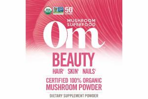BEAUTY MUSHROOM DIETARY SUPPLEMENT POWDER