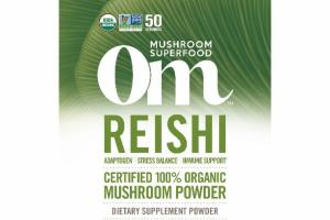 REISHI MUSHROOM DIETARY SUPPLEMENT POWDER