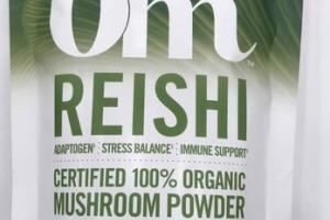 REISHI MUSHROOM SUPERFOOD DIETARY SUPPLEMENT POWDER