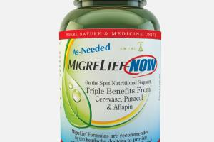 As-needed On The Spot Nutritional Support Triple Benefits From Cerevasc, Puracol & Aflapin Dietary Supplement Capsules