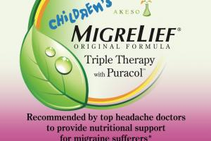 Children's Triple Therapy With Puracol Dietary Supplement Vegetarian Capsules