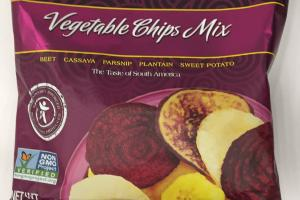 Vegetable Chips Mix
