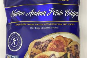 Native Andean Potato Chips