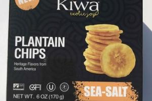 SEA-SALT PLANTAIN CHIPS