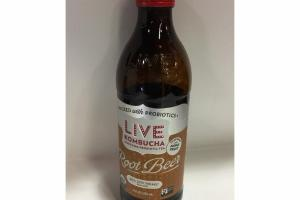 ROOT BEER KOMBUCHA SPARKLING PROBIOTIC TEA