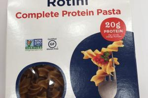 Complete Protein Pasta