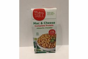 JALAPENO CHEDDAR MAC & CHEESE COMPLETE PROTEIN