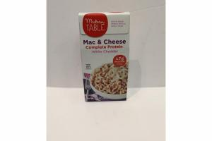 MAC & CHEESE COMPLETE PROTEIN WHITE CHEDDAR