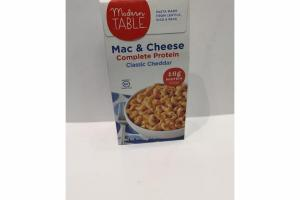CLASSIC CHEDDAR MAC & CHEESE COMPLETE PROTEIN