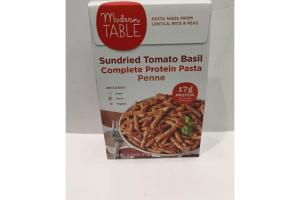 PENNE SUNDRIED TOMATO BASIL COMPLETE PROTEIN PASTA
