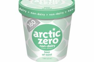 HINT OF MINT NON-DAIRY FROZEN DESSERT