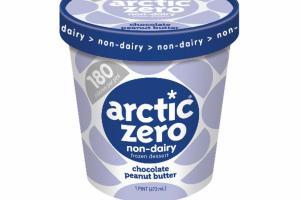 CHOCOLATE PEANUT BUTTER NON-DAIRY FROZEN DESSERT