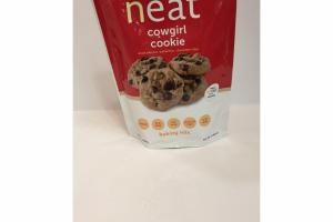 DRIED CHERRIES, PISTACHIOS, CHOCOLATE CHIPS COWGIRL COOKIE BAKING MIX