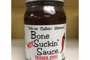 HOT THICKER STYLE SAUCE