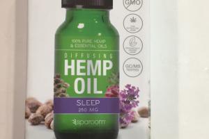100% Pure Hemp & Essential Oils