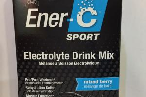 Electrolyte Drink Mix Dietary Supplement