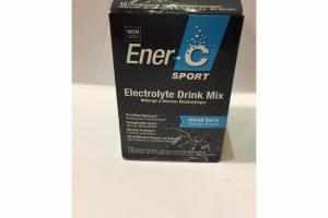 MIXED BERRY ELECTROLYTE DRINK MIX DIETARY SUPPLEMENT