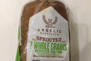 Sprouted Whole Grains Crafted Bread