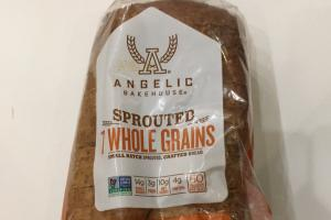 Sprouted 7 Whole Grains Bread