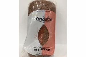 7 SPROUTED WHOLE GRAINS RYE BREAD