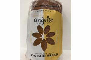 SPROUTED WHOLE 7-GRAIN BREAD