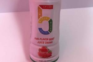 FIVE-FLAVOR SCHISANDRA & WATERMELON BERRY JUICE DRINK