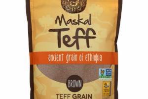 ANCIENT GRAIN OF ETHIOPIA BROWN GRAIN TEFF