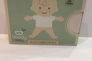 T-shirt, Organic Bamboo Babywear