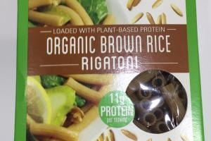 Organic Brown Rice Rigatoni