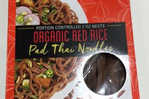Organic Red Rice Pad Thai Noodles