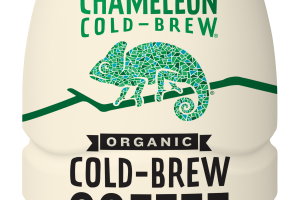 Organic Cold-brew Coffee