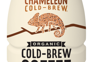 Organic Cold - Brew Coffee