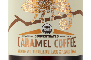 Concentrated Caramel Coffee