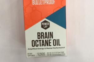 Brain Octane Oil Dietary Supplement