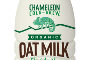 ORIGINAL ORGANIC OAT MILK BLENDED WITH COLD-BREW COFFEE