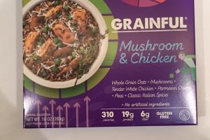 Mushroom & Chicken