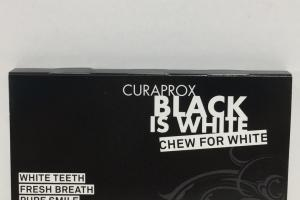 Black Is White Charcoal Gum