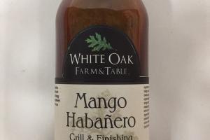 Mango Habanero Grill & Finishing Sauce