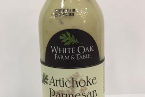 Artichoke Parmesan Salad Dressing