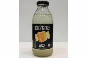 HONEY GINGER HONEY KELP-BASED SUPERFOOD DRINK