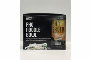 PHO BROTH NOODLE BOWL
