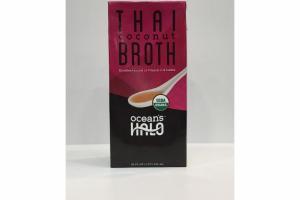 THAI COCONUT BROTH
