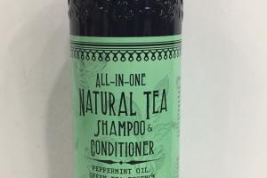All-in-one Natural Tea Shampoo & Conditioner