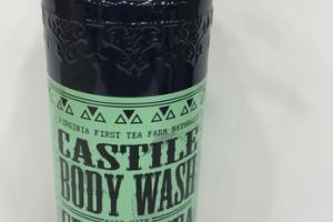 CASTILE BODY WASH