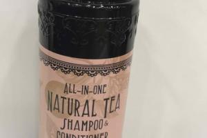NATURAL TEA SHAMPOO & CONDITIONER